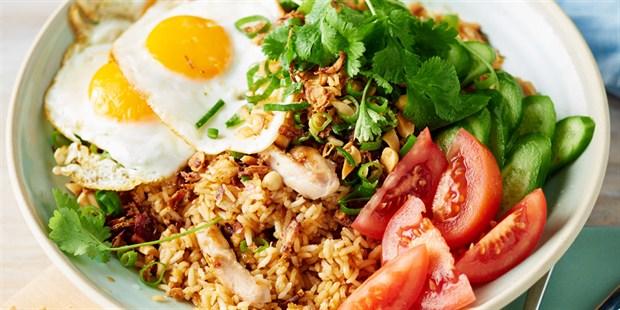 Quoi manger à Ubud