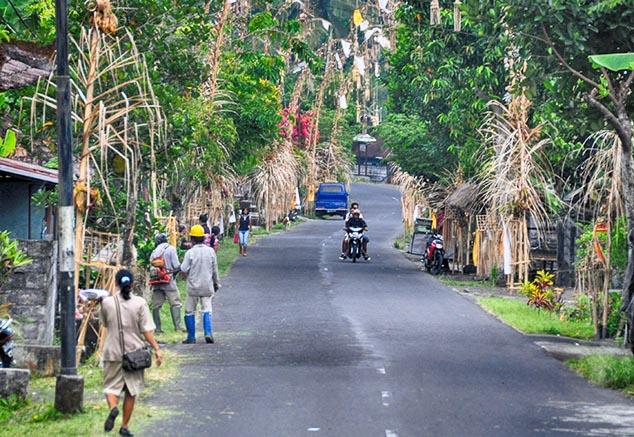 Comment aller de Padangbai à Ubud