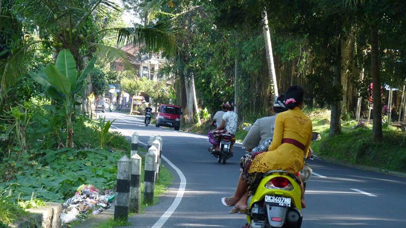 Comment aller de Uluwatu à Ubud